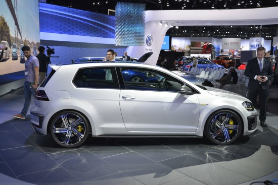 Volkswagen Golf R 400 Los Angeles