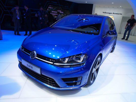 Volkswagen Golf R Detroit