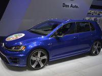 thumbnail image of Volkswagen Golf R Detroit 2015