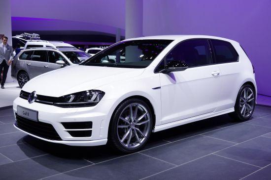 Volkswagen Golf R Frankfurt
