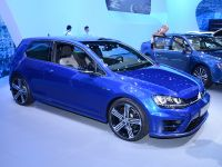 thumbnail image of Volkswagen Golf R New York 2014