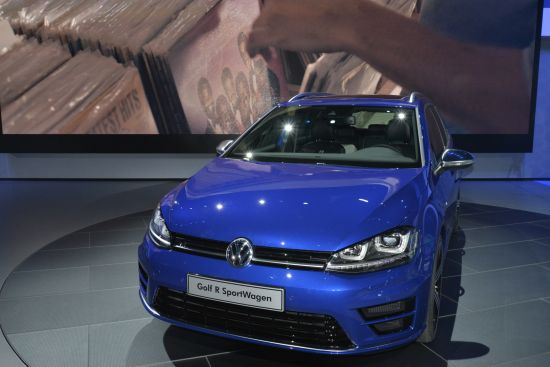 Volkswagen Golf R Variant Los Angeles