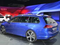 thumbnail image of Volkswagen Golf R Variant Los Angeles 2014