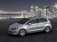 Volkswagen Golf Sportsvan Concept, 1 of 6
