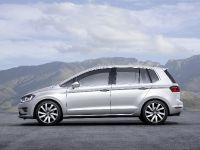Volkswagen Golf Sportsvan Concept, 3 of 6