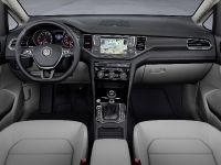 Volkswagen Golf Sportsvan Concept, 5 of 6