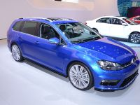 Volkswagen Golf SportWagen Concept New York 2014, 2 of 13
