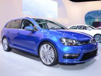 Volkswagen Golf SportWagen Concept New York 2014, 3 of 13