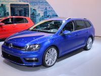 Volkswagen Golf SportWagen Concept New York 2014, 4 of 13