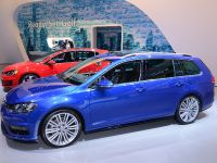 Volkswagen Golf SportWagen Concept New York 2014, 5 of 13