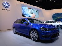 thumbnail image of Volkswagen Golf SportWagen Concept New York 2014