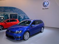 Volkswagen Golf SportWagen Concept New York 2014