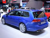 Volkswagen Golf SportWagen Concept New York 2014, 9 of 13