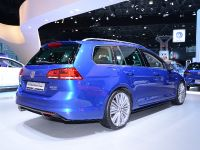 Volkswagen Golf SportWagen Concept New York 2014, 11 of 13