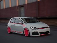 Volkswagen Golf VII Light-Tron, 2 of 21