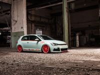 Volkswagen Golf VII Light-Tron, 4 of 21