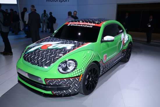 Volkswagen GRC Beetle Chicago