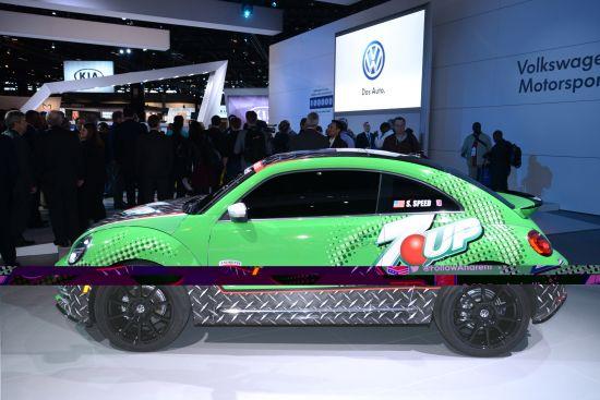 Volkswagen GRC Beetle Chicago