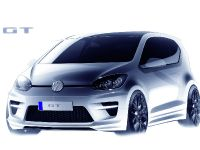 Volkswagen GT Up! Concept, 3 of 4