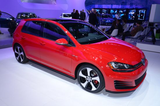 Volkswagen GTI New York