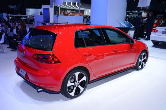Volkswagen GTI New York
