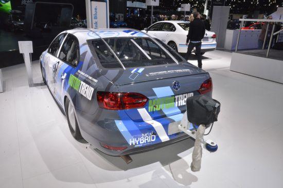 Volkswagen Jetta Land Speed Record Vehicle Los Angeles