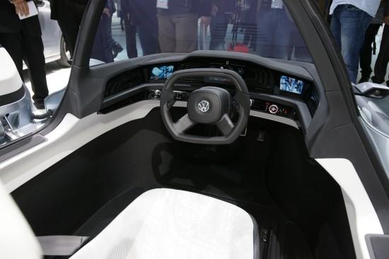 Volkswagen L1 Concept Frankfurt