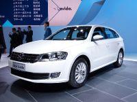 Volkswagen Lavida Hatchback Shanghai 2013