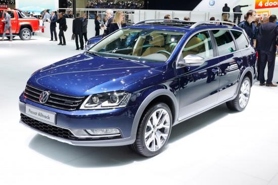 Volkswagen Passat Alltrack Geneva
