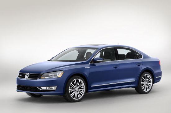 Volkswagen Passat Blue Motion Concept