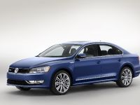 Volkswagen Passat Blue Motion Concept, 1 of 7