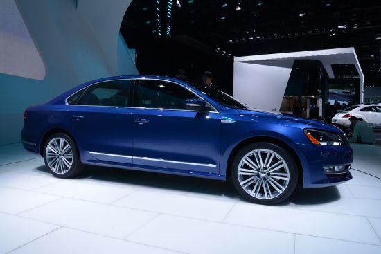 Volkswagen Passat BlueMotion Detroit