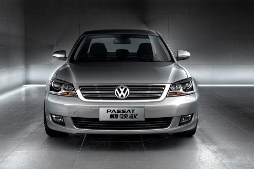 Мировая премьера Volkswagen Passat Lingyu на автосалоне в Шанхае в 2009 г.