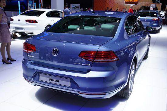 Volkswagen Passat Paris
