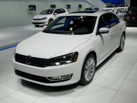Volkswagen Passat US version Detroit 2011