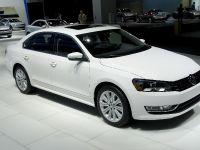 Volkswagen Passat US version Detroit 2011