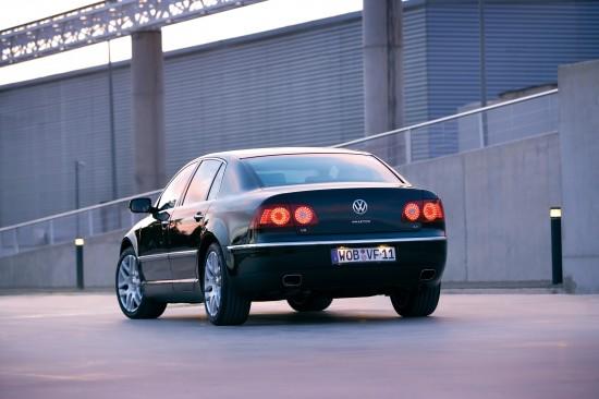 Volkswagen Phaeton
