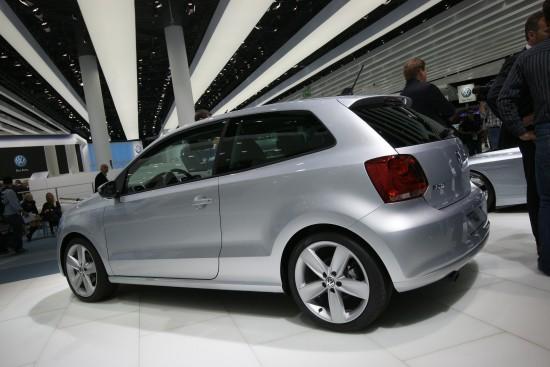 Volkswagen Polo 3-door Frankfurt
