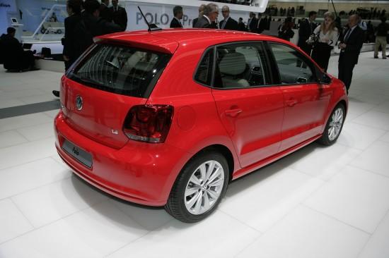 Volkswagen Polo Geneva