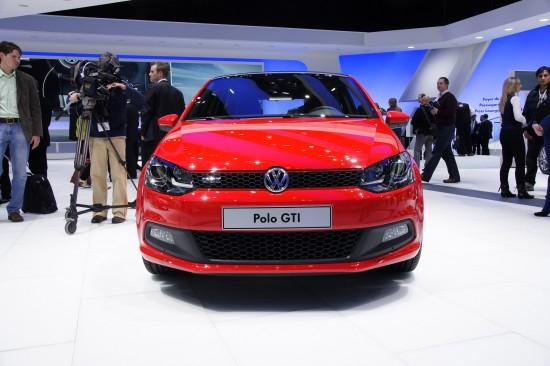 Volkswagen Polo GTi Geneva