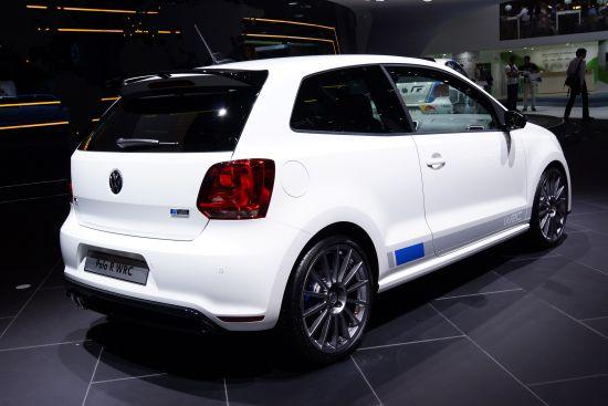 Volkswagen Polo R WRC Frankfurt