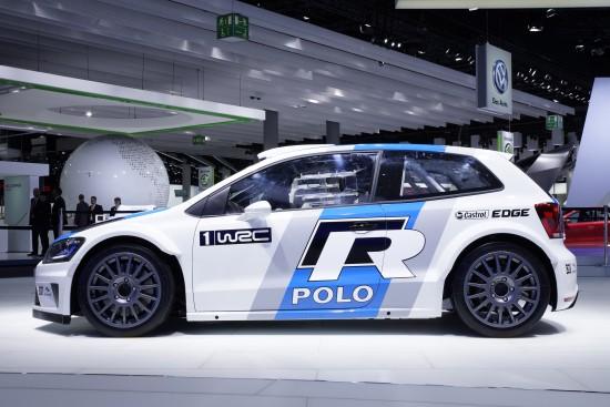 Volkswagen Polo WRC Frankfurt