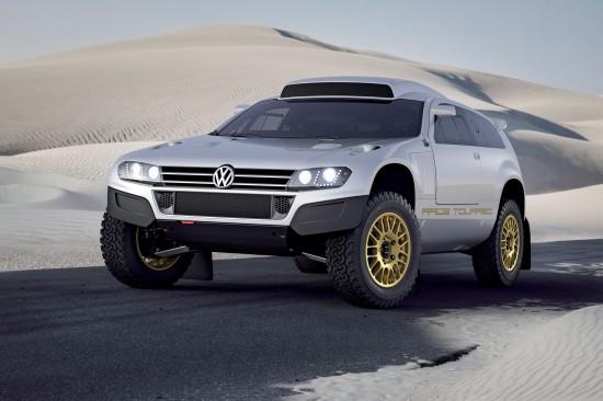 Volkswagen Race Touareg 3 Qatar