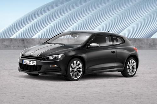 Volkswagen Вводит Scirocco Млн.
