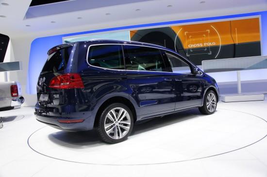 Volkswagen Sharan Geneva