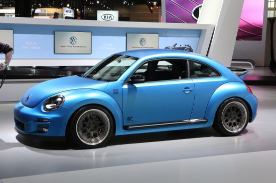 Volkswagen Super Beetle Chicago
