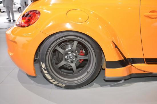 Volkswagen Tanner Foust Racing ENEOS RWB Beetle Chicago
