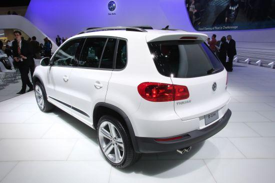 Volkswagen Tiguan R-Line Detroit