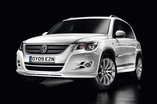 Volkswagen Tiguan Получает 5-Звездочный Рейтинг Краш-Тестов