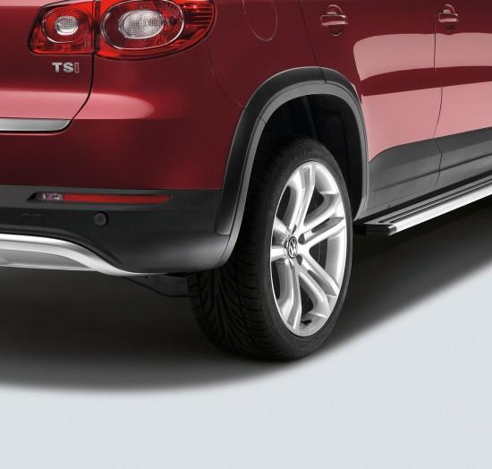 Volkswagen Tiguan underride guard set